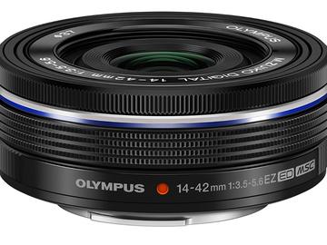 Rent: Olympus 14-42mm f/3.5-5.6