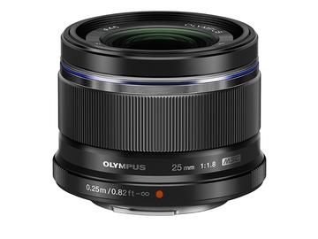 Rent: Olympus  25mm f1.8