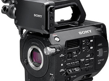 Rent: Sony Fs 7