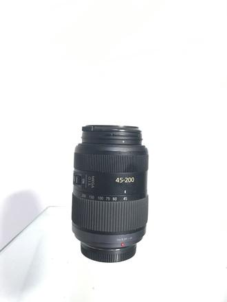 Panasonic Lumix G Vario 45-200mm f/4-5.6 MEGA O.I.S. Lens