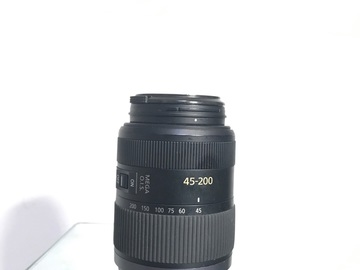 Rent: Panasonic Lumix G Vario 45-200mm f/4-5.6 MEGA O.I.S. Lens