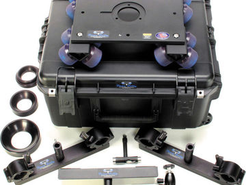 Rent: Dana Dolly: Universal System with 75, 100, 150mm bowls