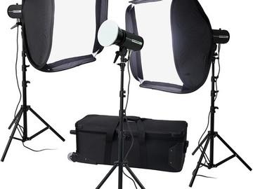 Rent: FotodioX Pro LED-100WB-56 Studio 5600K