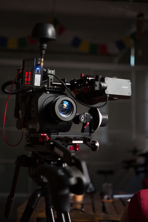 Sony FS7 - Hand Held Package