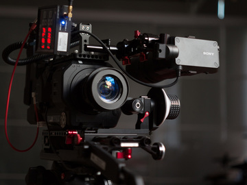 Rent: Sony FS7 - Hand Held Cinema Package w/ Lens