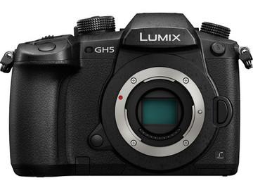 Rent: Panasonic Lumix DC-GH5 Mirrorless Micro Four Thirds Digital