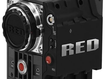 Rent: RED Camera Package