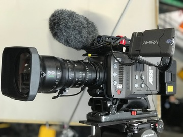 Rent: ARRI Amira Camera