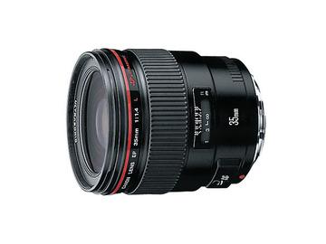 Rent: Canon EF 35mm f/1.4 L II USM