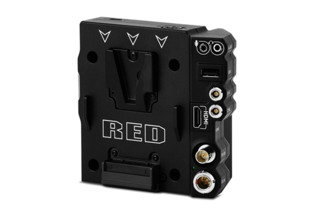 RED Base Expander for common I/O