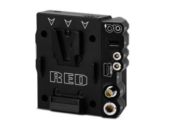 Rent: RED Base Expander for common I/O