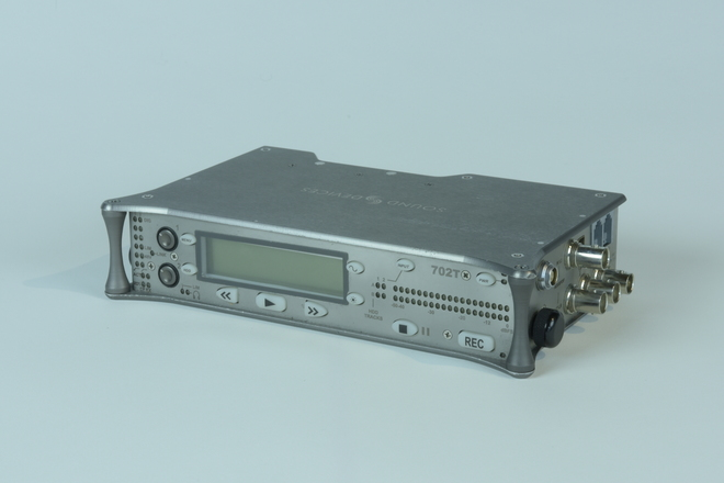 Sound Devices 702T High-Resolution CompactFlash Field Record
