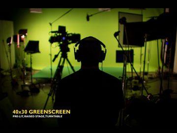 Rent: 30x40 Greenscreen