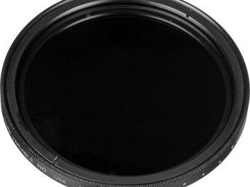 Rent: Tiffen 77mm Variable Neutral Density Filter
