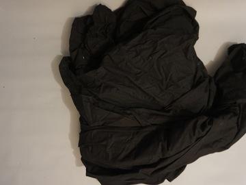Impact 10' x 20' Black Backdrop