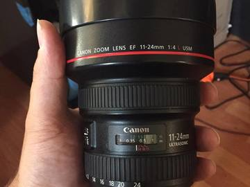 Rent: Canon EF 11-24mm f/4 L USM