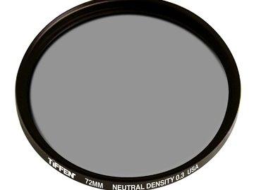 Rent: TIFFEN 72mm ND 0.3 Filter
