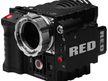 Rent: RED Epic M-X 5K & RED PRO PRIME LENS SET