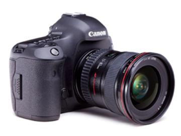 Rent: Canon 5D Mark III + Magic Lantern RAW Hack
