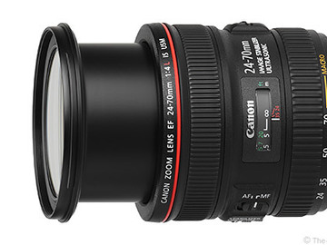 Rent: Canon EF 24-70mm f/4 L IS USM