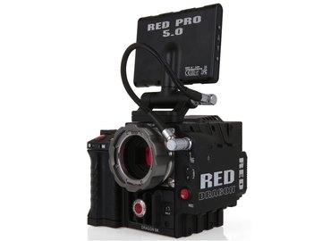 Rent: RED Epic Dragon 6K & RED PRO PRIME LENS SET