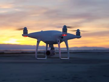 Rent: DJI Phantom 4 Pro Quadcopter