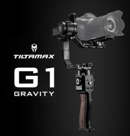Tiltamax G1 Gravity 3-Axis Gimbal
