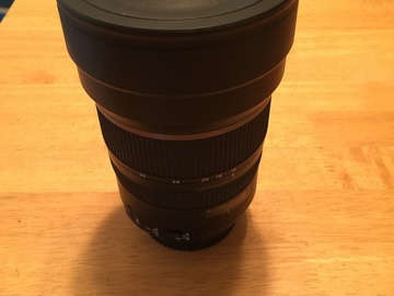 Rent: Tamron 15-30mm f2.8 Canon EF mount
