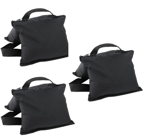 2x C Stand Package + Sand Bags