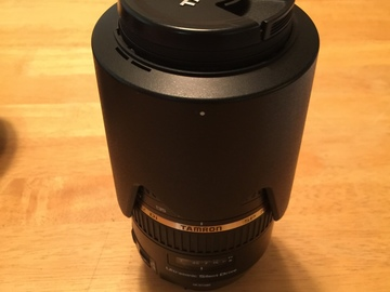 Rent: Tamron 70-300mm f4 Canon EF mount