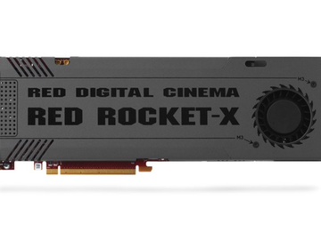 Rent: Red Rocket-X with Thunderbolt Chassis
