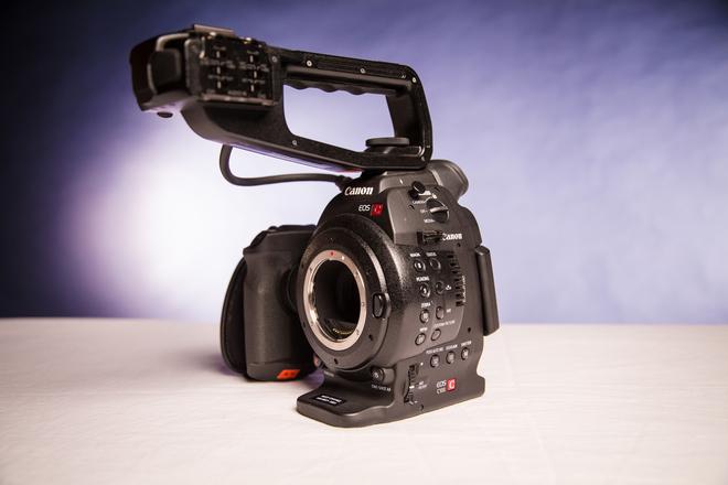 Canon C100 mk I - w/ DUAL PIXEL AUTOFOCUS UPGRADE