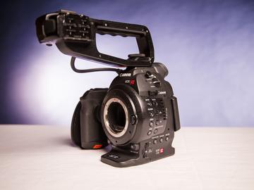 Rent: Canon C100 mk I - w/ DUAL PIXEL AUTOFOCUS UPGRADE