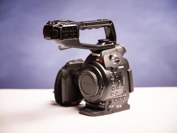 Rent: Canon C100