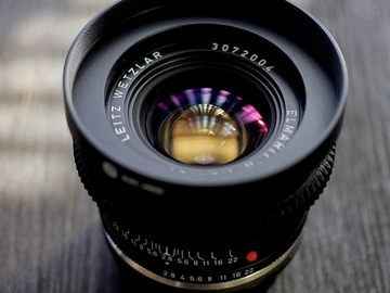 Rent: Leica R 24mm f/2.8 cinevised w/Canon mount