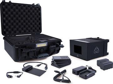 Panasonic GH5  w/V-LOG + Shogun Ninja Infero + 18-35mm f1.8