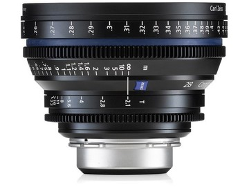 Rent: Zeiss  Compact Prime CP.2 28mm T2.1