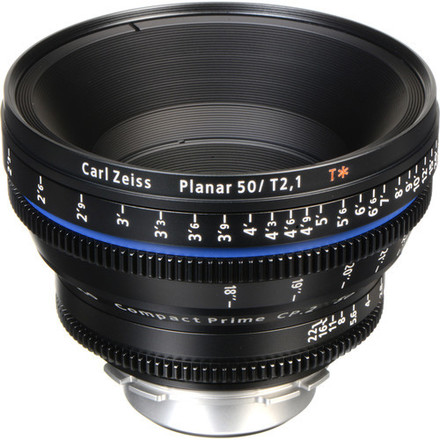 Zeiss  Compact Prime CP.2 50mm T2.1 (PL)