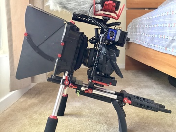 Rent: P&C Full Rig + Swing away MatteBox