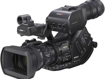 Rent: Sony PMW EX3