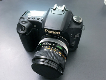Rent: CANON EOS 30D INFRARED camera!