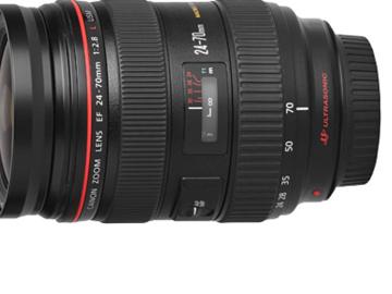 Rent: Canon L series 24-70mm f/2.8 lens