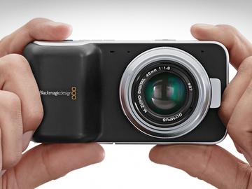 Black Magic Pocket Cinema Camera