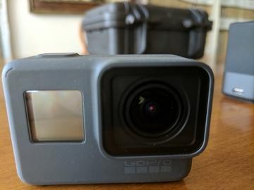 Rent: GoPro HERO6 Black - Basic Package