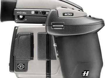 Rent: Hasselblad H3D 31III Medium Format Camera