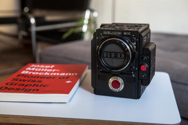 RED Epic-W Helium 8K S35 Cinema Package