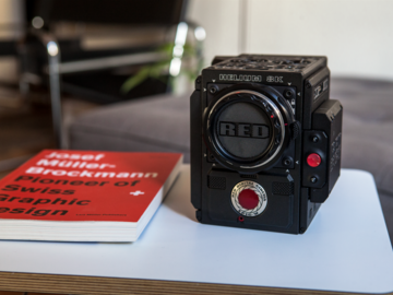 RED Epic-W Helium 8K S35 Cinema Package