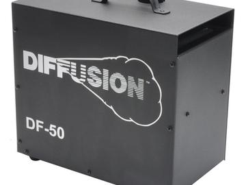 Rent: Hazer Reel Efx DF-50 DF-50