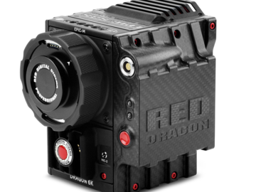 Rent: RED Epic Dragon 6K Carbon Fiber