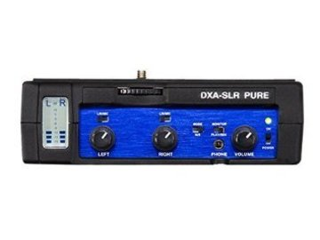 BeachTek DXA-SLR Passive Audio XLR Adapter for DSLR Cameras